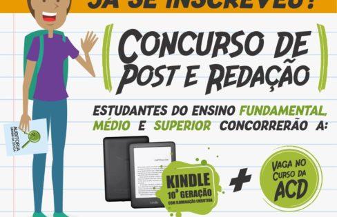 Auditoria Cidadã da Dívida convida jovens estudantes para concurso de post e redação