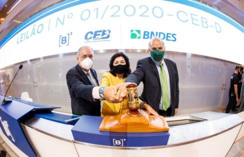 CEB é vendida por R$ 2,51 bilhões