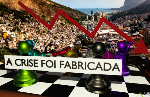 CRISE FABRICADA – Vídeo 12 #EHORAdeVIRARoJOGO