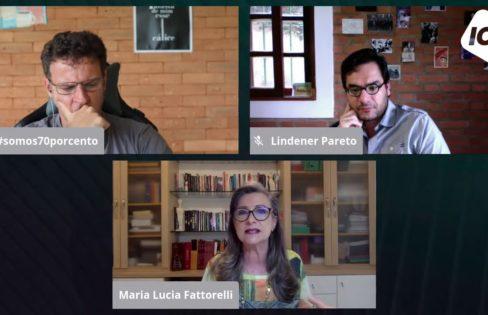 Eduardo Moreira recebe Maria Lucia Fattorelli para falar sobre Congresso Internacional Virtual