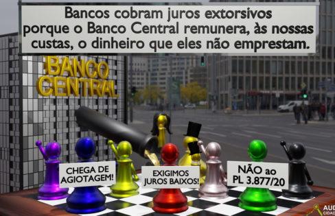 """JUROS ALTOS AMARRAM O BRASIL (Semana 15 – """"É HORA DE VIRAR O JOGO"""")"""