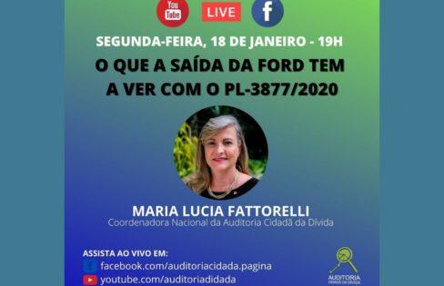 LIVE: O que a saída da FORD tem a ver com o PL-3877/2020