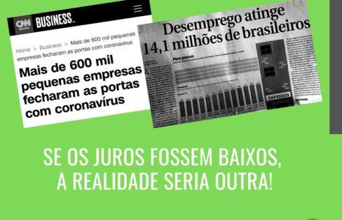 Com difícil acesso a crédito, empresas sofrem e desemprego aumenta no Brasil