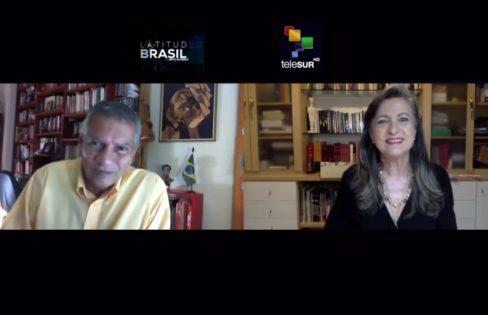Latitud Brasil (Telesur) – Entrevista com Maria Lucia Fattorelli