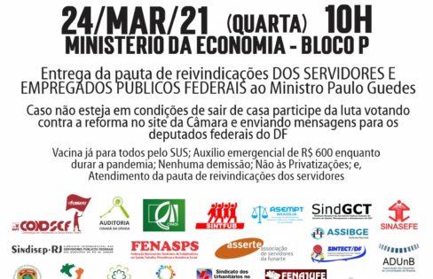 Dia Nacional de Luta Contra a Reforma Administrativa