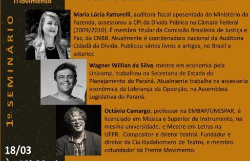 Como a Dívida Pública afeta o Orçamento e as Políticas Públicas – Frente Movimento – Paraná
