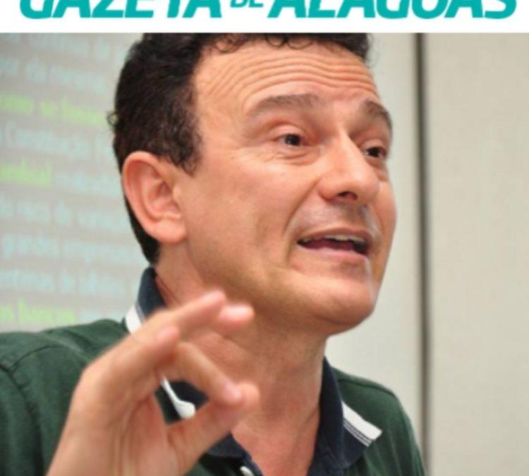 Gazeta de Alagoas: Dívida pode prejudicar investimentos futuros do estado