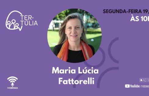Tv Democracia: Orçamento 2021 e Dívida Pública – Maria Lucia Fattorelli