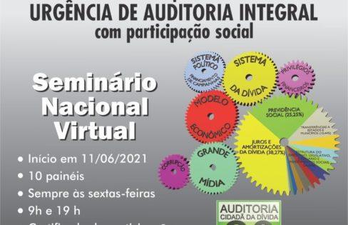 Confira a programação completa do Seminário Nacional 2021 da ACD