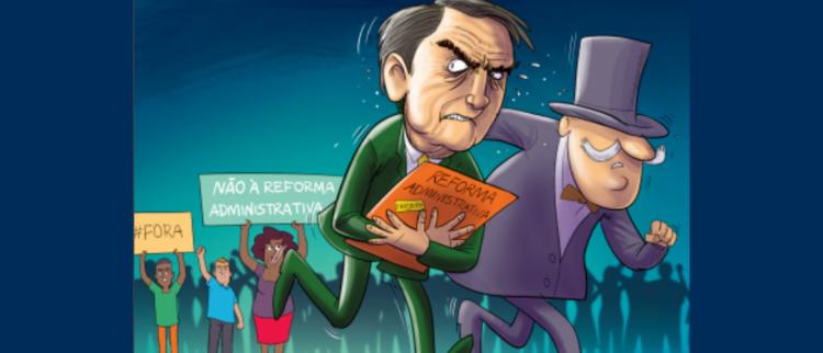ACD e entidades lançam Cartilha Popular contra a reforma administrativa