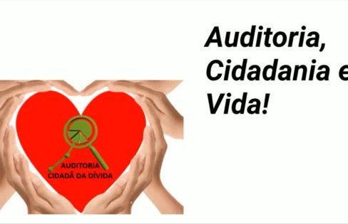Poema Livre: AUDITORIA, CIDADANIA E VIDA, por Gisella Colares