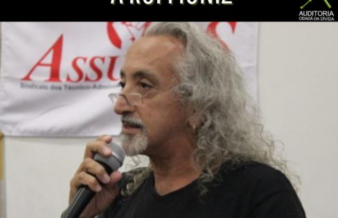 Moção de apoio e Solidariedade a Rui Muniz