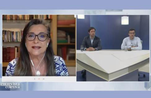 Fattorelli discute Regime de Recuperação Fiscal na Band Minas