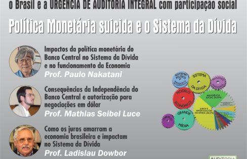 Seminário Nacional 2021: Programação do Painel 4 – Sexta, 18/6, às 19h