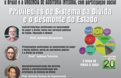 Seminário Nacional 2021: Painel 6 Completo – 25/06/21