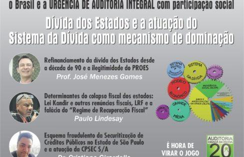 Seminário Nacional 2021: Painel 7 Completo – 02/07/21