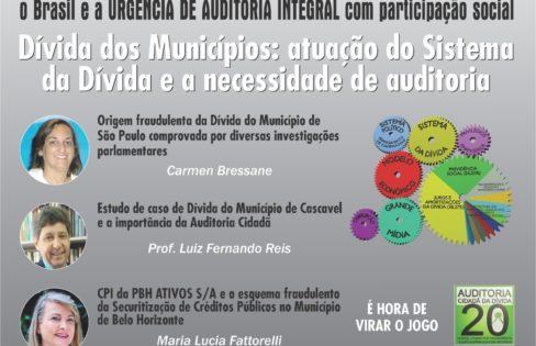 Seminário Nacional 2021: Painel 8 Completo – 02/07/21