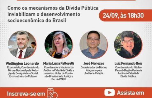 Como os mecanismos da Dívida Pública inviabilizam o desenvolvimento socioeconômico do Brasil