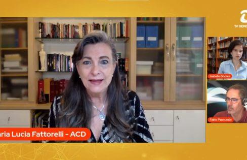 Tv Democracia – Fattorelli fala sobre Pandora Papers, Paulo Guedes, inflação e privatizações