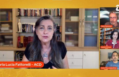 TV Democracia – Fattorelli comenta o avanço da PEC 32 na Câmara