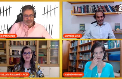 """Tv Democracia – Fattorelli fala de inflação, mudanças no imposto de renda, combustível e do """"agro"""""""